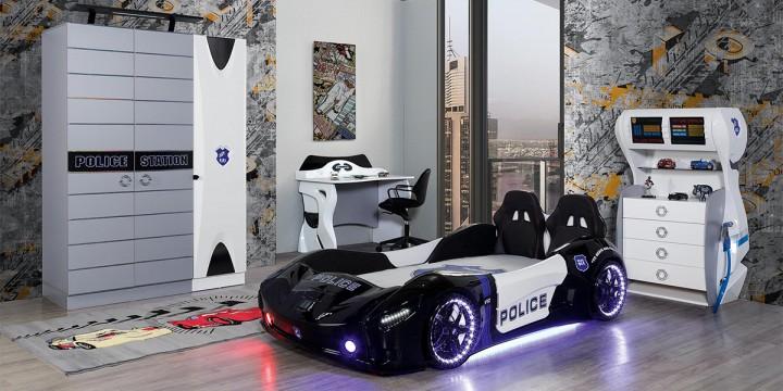 Police Kids Room