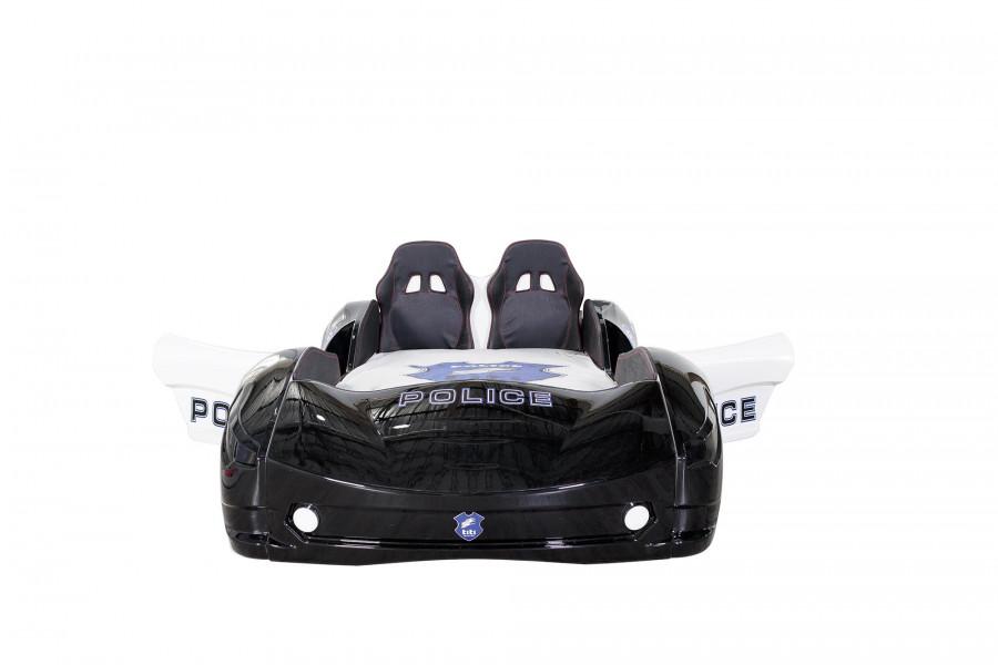 Police Car Bed