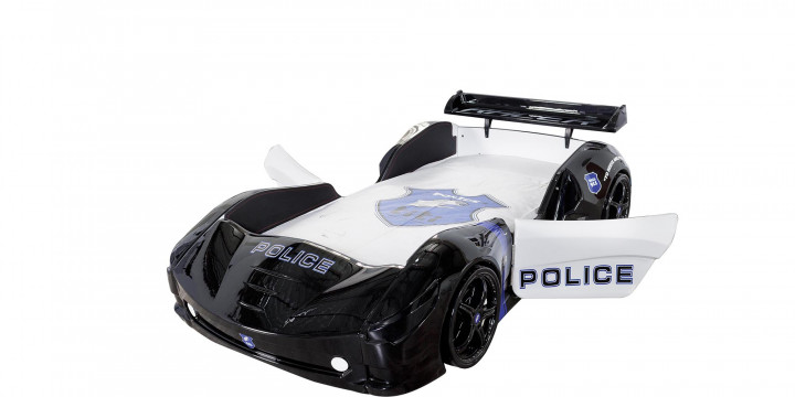 Police Car Bed